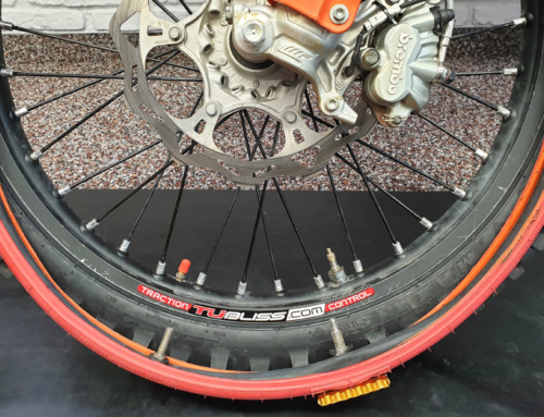 Tubliss Test KTM EXC