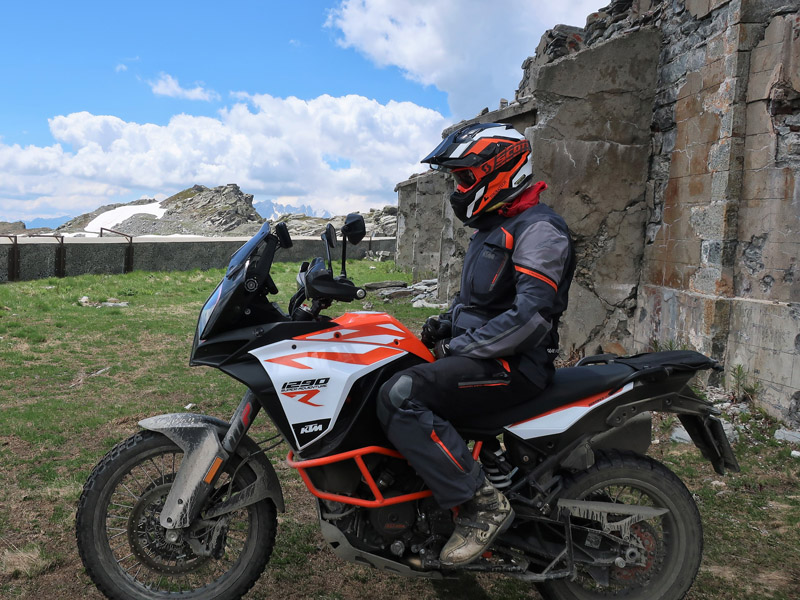 KTM Super Adventure 1290R Tipps