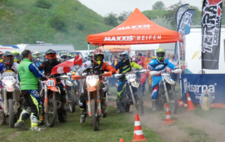 Enduro Masters Speeworld 2019 Start