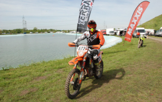 Enduro Masters Speeworld 2019 auf zum Training
