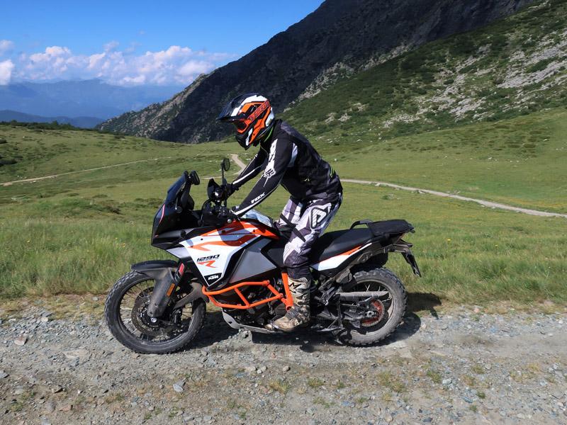 KTM Super Adventure 1290R Westalpen