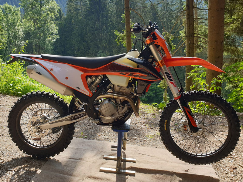 KTM EXC 350 2020