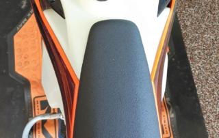 KTM EXC 2020 schmale Tank-Sitzbanklinie