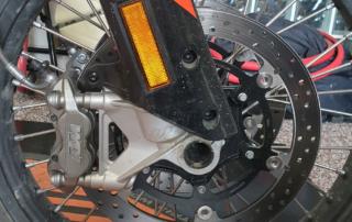 KTM Adventure 790R Vorderbremse