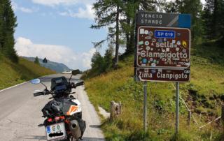 KTM Adventure 790R Sella Ciampigotto