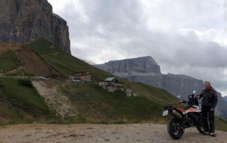 KTM Adventure 790R Sellajoch