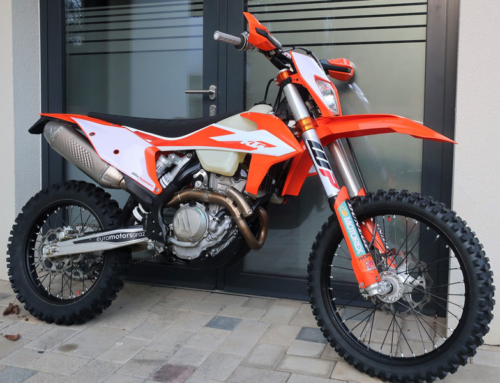 KTM EXC 350F 2020 – Ready for 2020