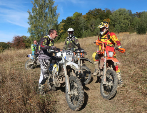 KTM EXC 350F 2020 – Second Enduro Ride