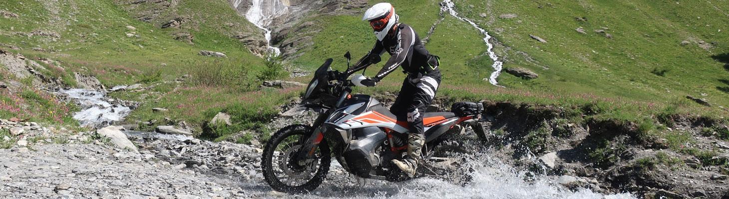 KTM Adventure 790R jentlflow Fahrtraining Sommeiller