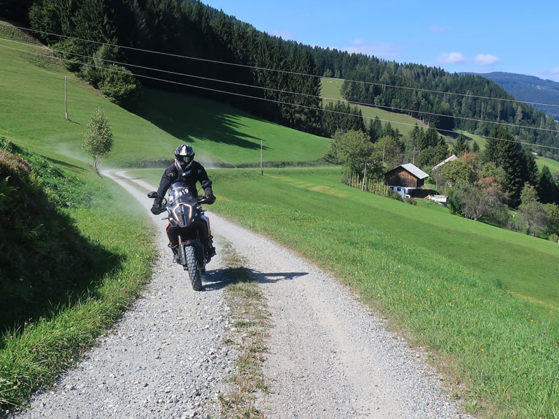 jentlflow Offroadtraining Programm KTM Adventure 1290