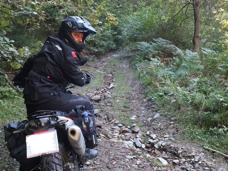 jentlflow Offroadtraining Programm Jürgen Müller KTM Adventure 790