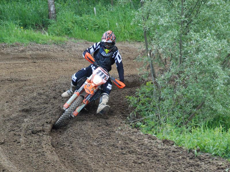 Motocross Szentgotthard KTM EXC 350F
