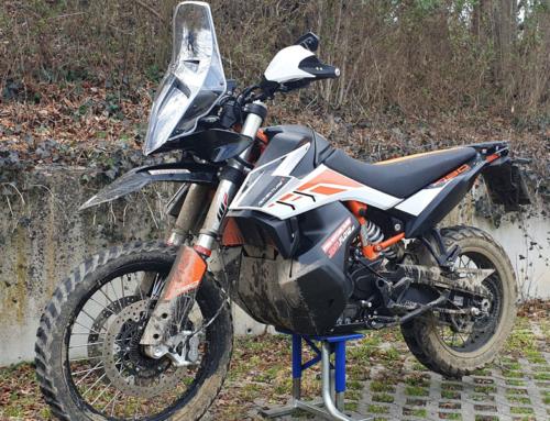 KTM Adventure 790R – Offroadtuning