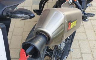 Acrapovic Auspuff Wasch-Stopfen KTM Adventure 790R