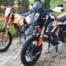 KTM EXC 350 und Adventure 790R gereinigt