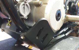 X-Grip Motorschutz Zündungsdeckelschutz
