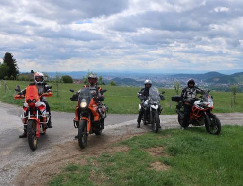 Schöckl Adventurebike Warum up