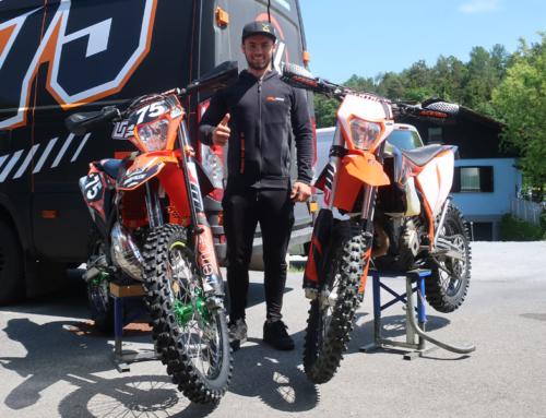 KTM EXC Extremenduro Pro Setup Kilian Zierer