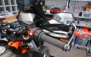 KTM Adventure 790R Rottweiler Performance Spiegel