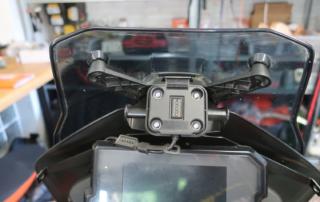 KTM Adventure 790R Rade Garage Navihalterung