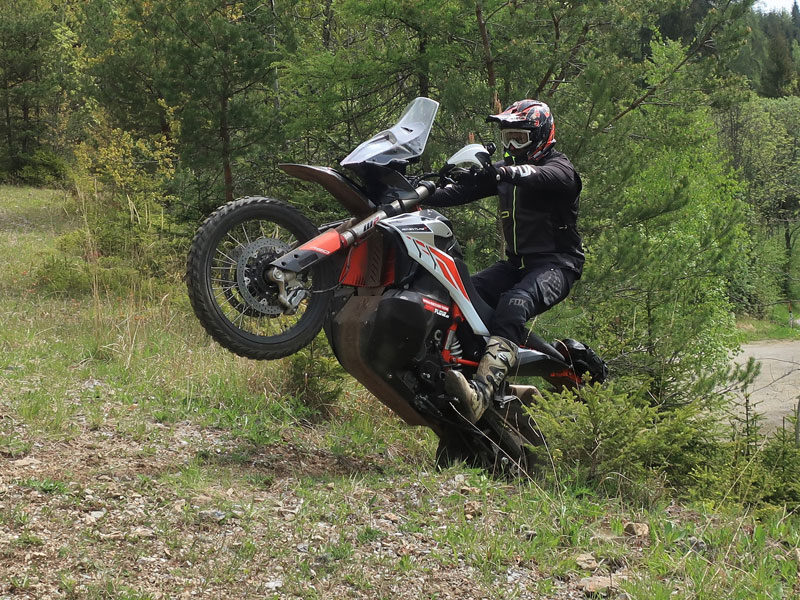 KTM Adventure 790R jentlflow Offroadtraining