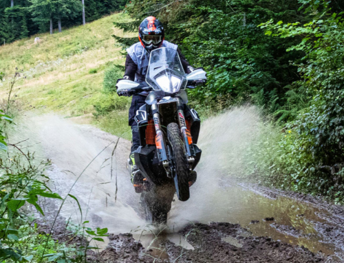 Dunlop Trailmax Mission im JentlFlow Test