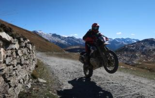 Westalpen Adventurebiketour Jentlflow 2020 Assietta Kammstrasse Jürgen Amann KTM Adventure 790R
