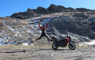 Westalpen Adventurebiketour Jentlflow 2020 Assietta Kammstrasse Alexander Kopp KTM Adventure 1290S