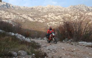 Adventurebiketour Jentlflow am TET Kroatien