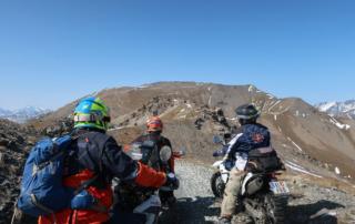 Westalpen Adventurebiketour Jentlflow 2020 Forte Jafferau