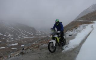 Westalpen Adventurebiketour Jentlflow Col Sommeiller 2020 Karl Götschl Husquarna 701 Enduro