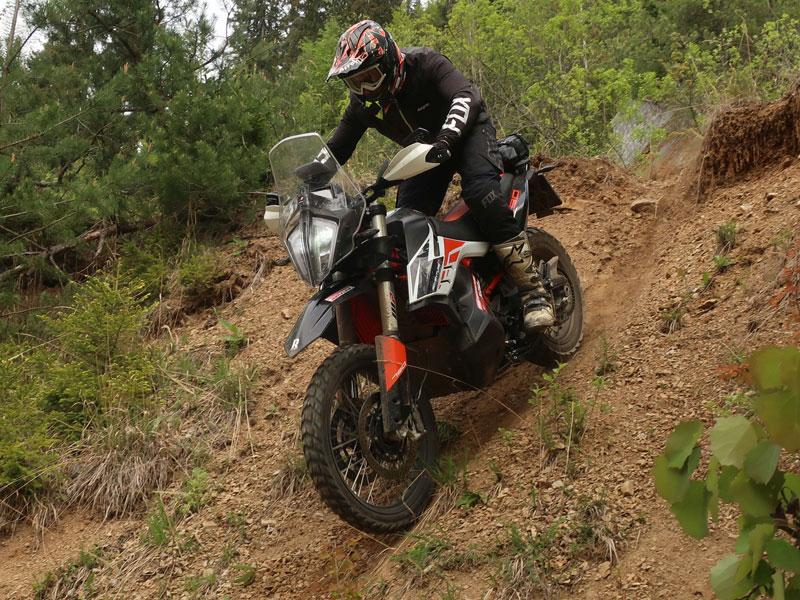 KTM Adventure 790R Erfahrungen - 890R Erwartungen