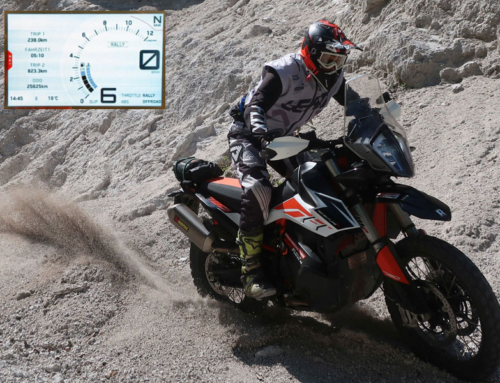 KTM Adventure 790R – Elektronik Assistenzsysteme in der Praxis