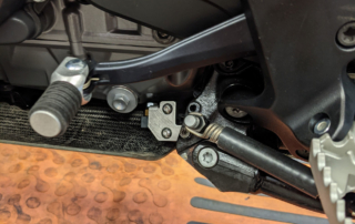 Rottweiler Kickstand Sensor Relocator KTM Adventure 890 Jentlflow