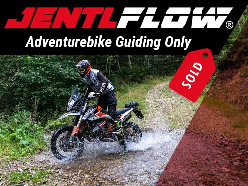 Jentlflow Adventurebike Guiding Only sold