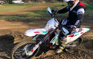 Test WP Suspension Pro Components Fahrwerk KTM EXC