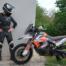 Funktionswäsche für Adventurebiker