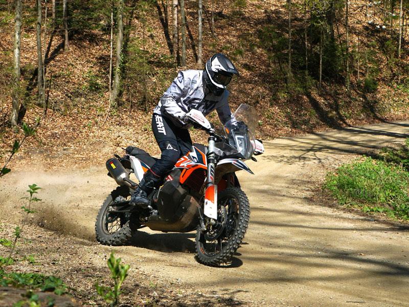 KTM Adventure 890 versus 790 in der Praxis Jentlflow Blogbeitrag
