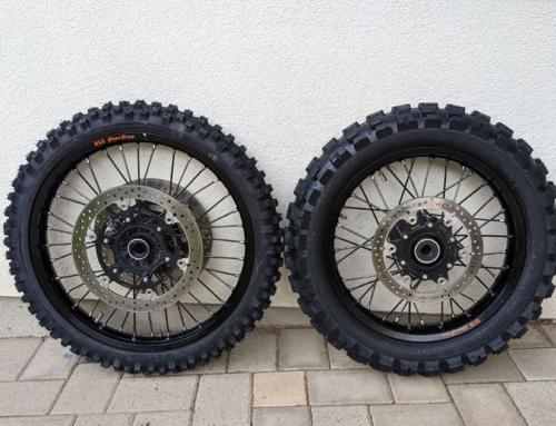 KTM Heavy Duty Laufräder – KTM Adventure 890