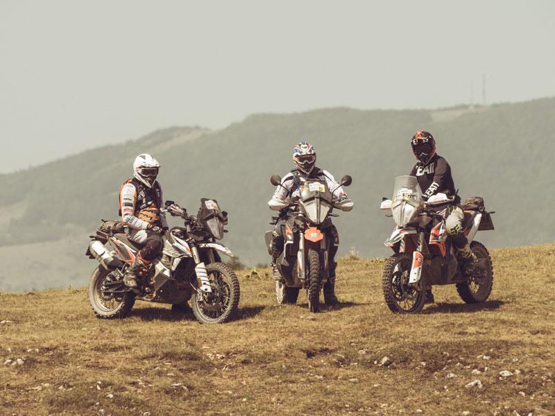 Bosnia Rally 2021 mit der KTM Adventure 890 Jentlflow